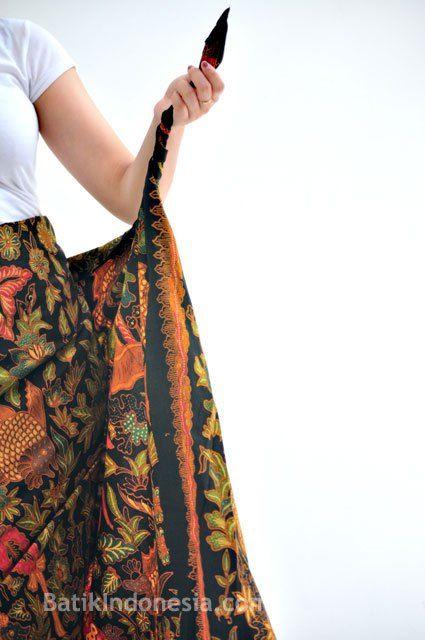 Cara Membuat Pola Batik : membuat, batik, Model