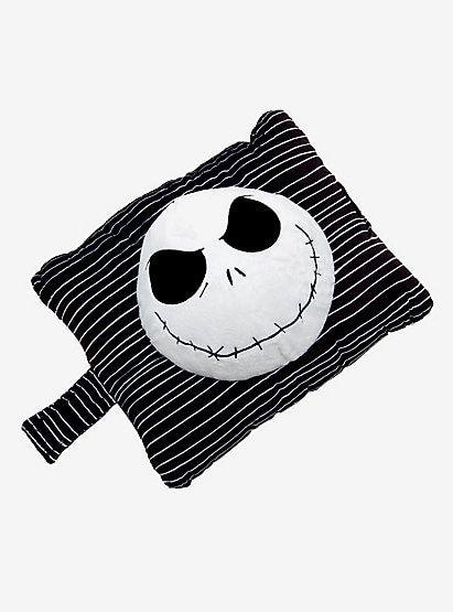 Pillow Pets The Nightmare Before Christmas Jack Pinstripe Pillow Animal Pillows Nightmare Before Christmas Nightmare Before Christmas Toys