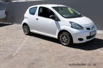 Pin By Sugeng Ariyadi On Used Car In South Africa Toyota Aygo