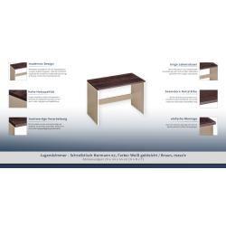 Reduzierte Schreibtische Arbeitstische Schreibtisch Jugendzimmer Computerschreibtisch Und Schreibtisch Massivholz