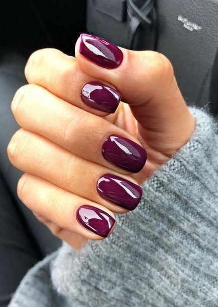 25 Idees Pour Vernis Adorable Tendance Automne Hiver 2019 2020 In 2020 Nail Polish Colors Winter Nail Polish Art Designs Stylish Nails