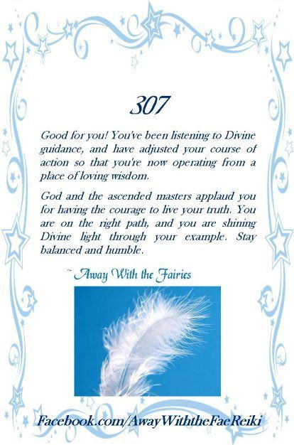 This angel message was created using ANGEL NUMBERS by Doreen