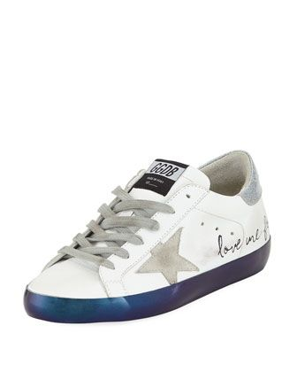 Suede Star by Golden Goose