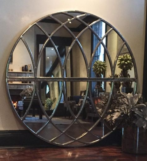 Extra Extra Large Circular Panelled Mirrors Extra Large Circular Window Mirror Lbpc 30 Aldgate Home Ltd Large Circle Mirror Mirror New Home Designs