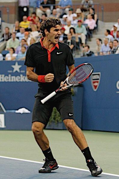 Roger Federer Us Open 2009 Roger Federer Tennis Tennis Stars