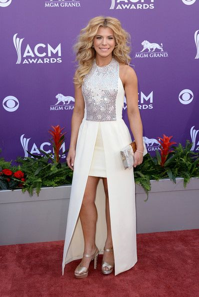 Kimberly Perry In A Miniskirt Gown, 2013 - The Most Daring Dresses Ever Worn At The Academy Of Country Music Awards - Photos