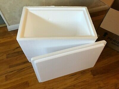 Ad Ebay Url Styrofoam Shipping Cooler Box 20 1 4 X 13 1 4 X 15 1 2 17 1 4 X 10 1 4 X 12 1 4 In 2020 Cooler Box Styrofoam Insulation Styrofoam