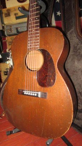 1947 Martin 00 17 Natural Guitars Acoustic Rivington Guitars Guitar Acoustic Guitar Martin
