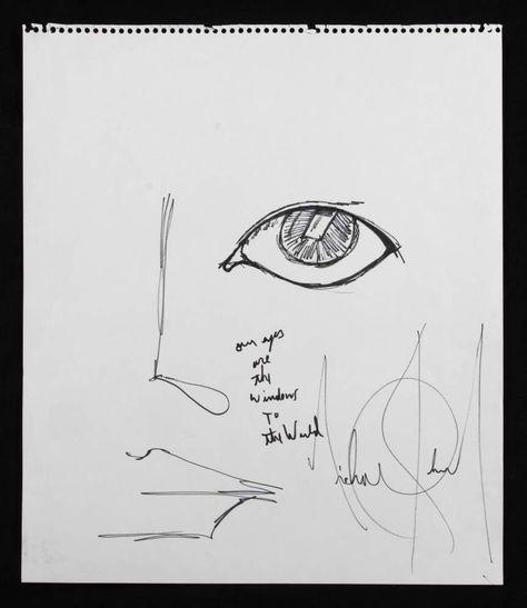Pin Von Tonya Fason Auf Mj Drawings Writings Etc By Michael