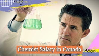 Chemist Salary Chemist Good Paying Jobs Teaching College