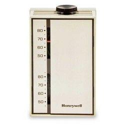Honeywell T6051a1016 Heavy Duty Heat Cool Line Voltage 50 80f Hont6051a1016 Honeywell Cool Stuff Honeywell Thermostats