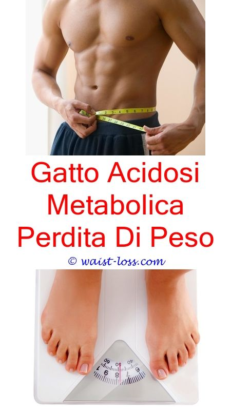 cattiva alimentazione per perdere peso