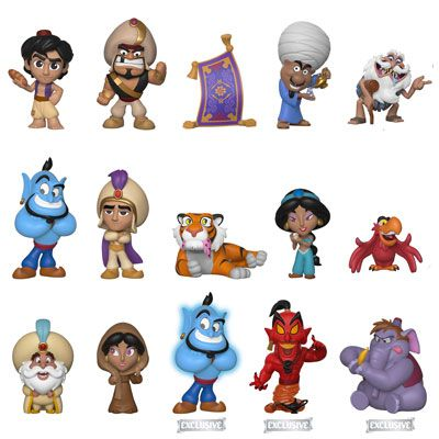 Classic Cartoons Set Funko Mystery Minis Warner Bros