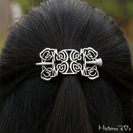 Punk coiffure épingles à Cheveux Serpent Alliage Pince à Cheveux Femmes Vêtements Accessoires Bijoux
