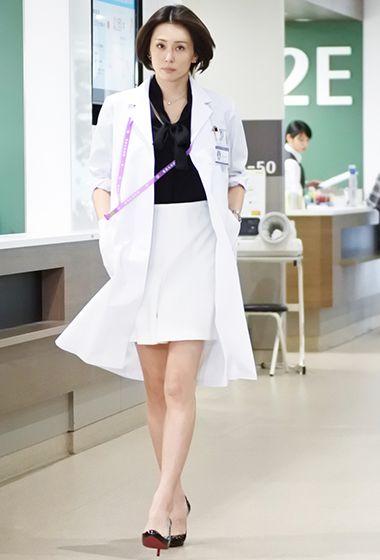 未知子のファッションチェック致します!|ドクターX ~外科医