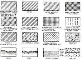 Image Result For Simbologia De Planos Arquitectonicos Pdf Achurado Ejercicios De Dibujo Planos