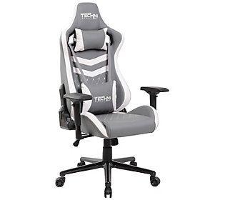 Techni Sport Ts 83 Ergonomic High Back Racer Gaming Chair Qvc