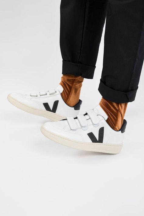Esplar 3 lock extra white black in 2020 | Sneakers, Black