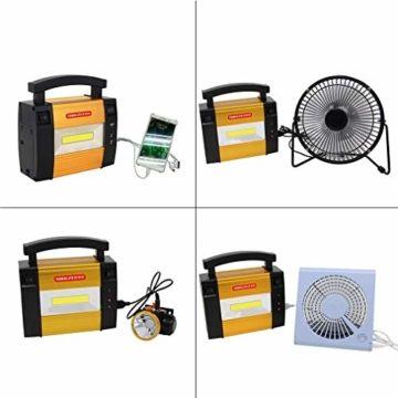 Amp Raquo Tragbare Gr 246 223 E Solar Panel Storage Stromerzeuger Startseite Outdoor Camping Power System Generator F 252 R Led Lampe Solar Led Lampe Led