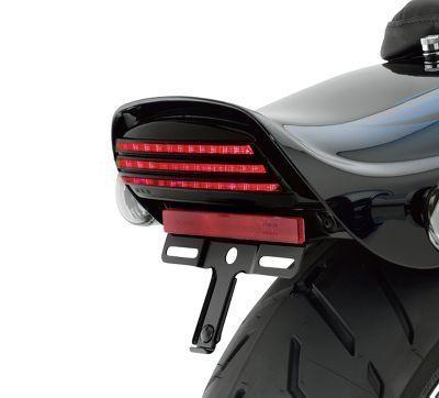 Motorcycle Smoked Lens Tail Rear LED Light Brake For Harley Davidson