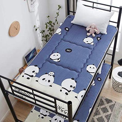 Homranger Damp Proof Tatami Bed Mattress Not Slip Breathable Floor Mattress High Rebound Mattress Futon Mat Foldable In 2020 Mattress On Floor Tatami Bed Mattress Pad