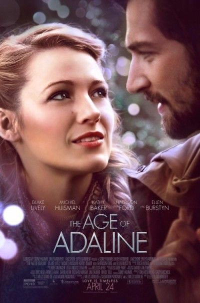 Details About Age Of Adaline 2015 Original 27x40 Ds