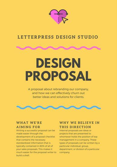yellow colorful design proposal   Indiana Boards   Web