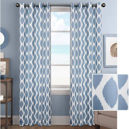 c39a9ba9cc437c017d7bacc44a8ce08e - Better Homes & Gardens Heathered Window Curtain Panel
