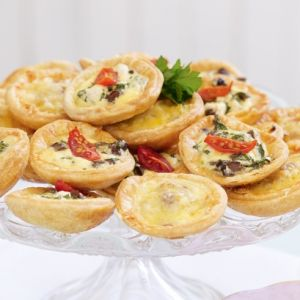 Sweet Savoury High Tea Recipes