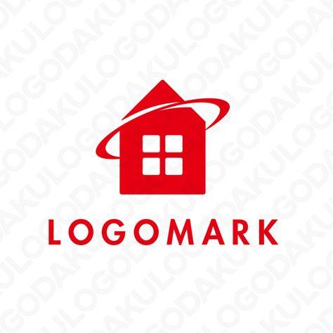 ボード 住宅ロゴ House Logo のピン