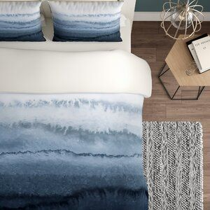 Churchton Within The Tides Stormy Weather Duvet Cover Set Duvet Cover Sets Duvet Covers Duvet