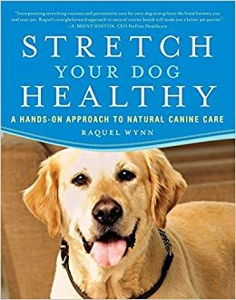 Stretch Your Dog Healthy: A Hands-On Approach to Natural