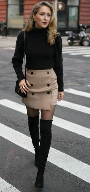 45 Popular Fall Outfits To Wear This Moment / 09 #Fall #Outfits