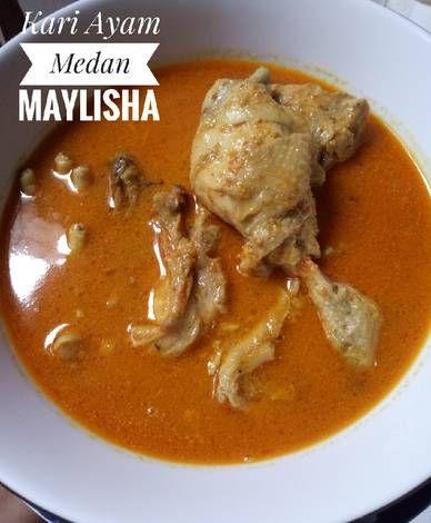 Resep Kari Ayam Medan Oleh Maylisha Resep Resep Makanan Resep Masakan Resep Masakan Asia