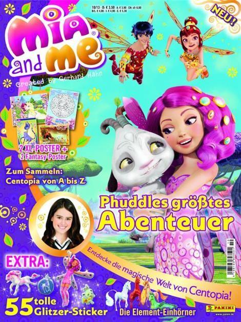 Auf 36 Seiten Werden Die Leserinnen Von Mia And Me In Die Welt Der
