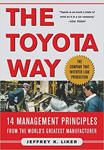 Amazon Com The Toyota Way 14 Management Principles From The