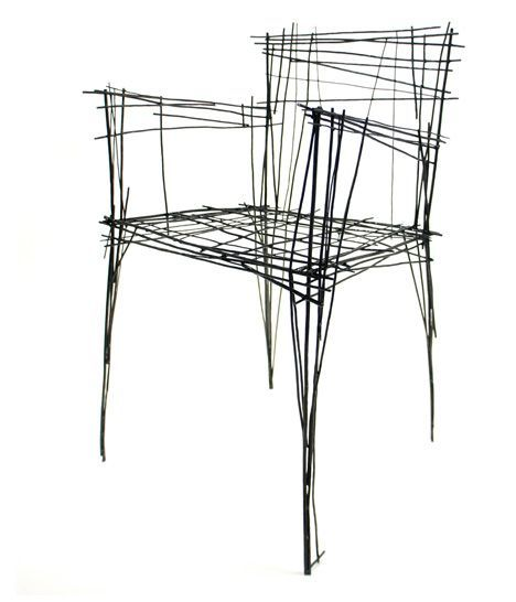 Real 3D Sketches: 3 Furniture Sets that Draw on 2D Doodles | DISEÑO