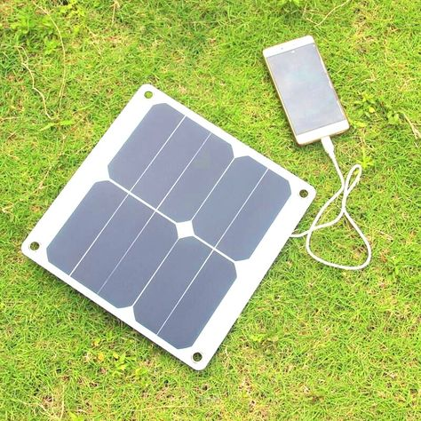 Buheshui High Quality 10w 5v Sunpower Solar Panel Charger For Mobile Phone Power Bank Other Use Devices Solar Panel Charger Phone Power Bank Roof Solar Panel