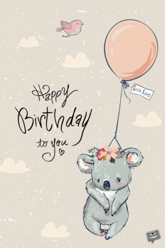 Best Birthday Quotes : QUOTATION – Image : As the quote says – Description Happy birthday to you.