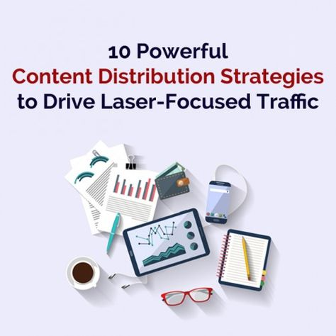 What does a good content distribution strategy look like? In this article, I…