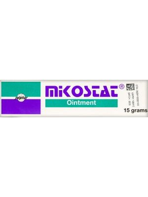 سائل وبخاخ ميكوستات Mikostat مضاد لعلاج الفطريات قسم الادوية Mikostat بخاخ ميكوستات جرعة Mikostat Personal Care Person Care