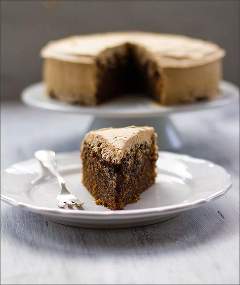 Coffee Cake - herrlich saftiger und aromatischer Kuchen mit Espresso