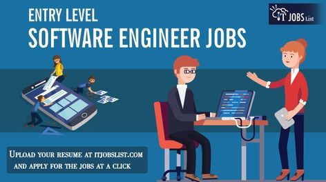 If You Are Searching For Entry Level Software Engineer Jobs And