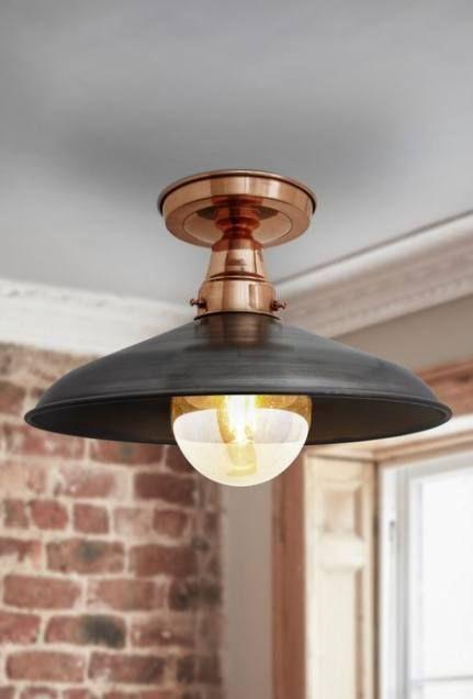 39 Ideas Kitchen Industrial Lighting Bricks Low Ceiling