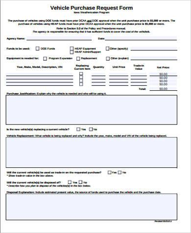 Purchase Request Form Templates 16 Free Docs Xlsx Pdf Purchase Request Templates Proposal Templates
