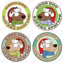 ⌘ WHIMSIE DOODLES ⌘ DIGITAL ⌘ GOOD DOG HOLIDAY TREATS ⌘