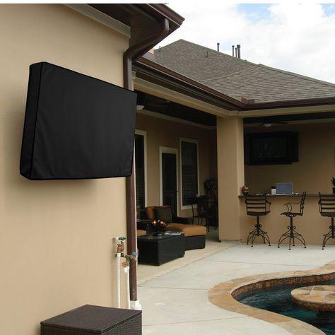 Universal Weatherproof Protector Tv Cover Outdoor Tv Covers Tv