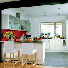 Cuisine moderne par elkin + brombach architekten moderne ...