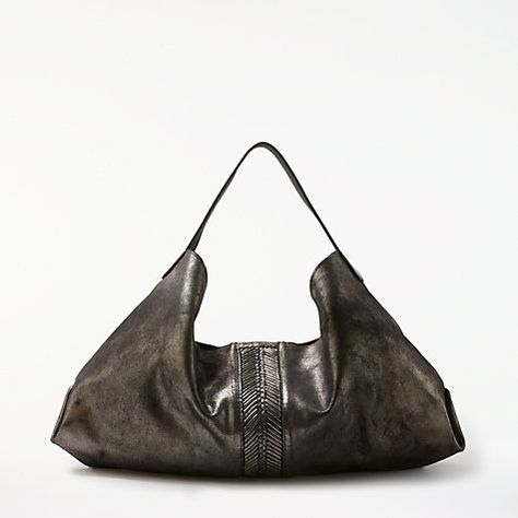 535750903db0 Buy AND OR Shadi Leather Slouch Hobo Bag