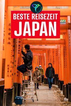 Beste Reisezeit Fur Japan Reise Meine Erfahrung Zur Kirschblute